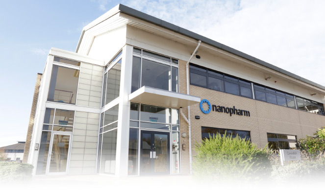Nanopharm, About Us