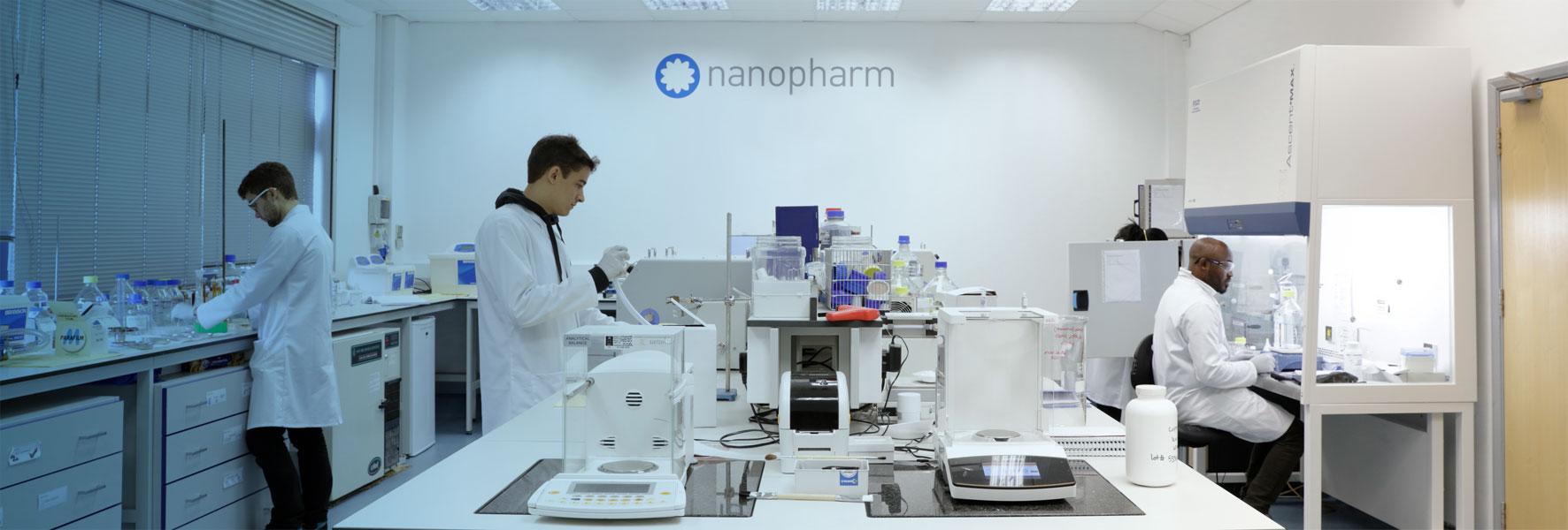 Nanopharm, Nanopharm