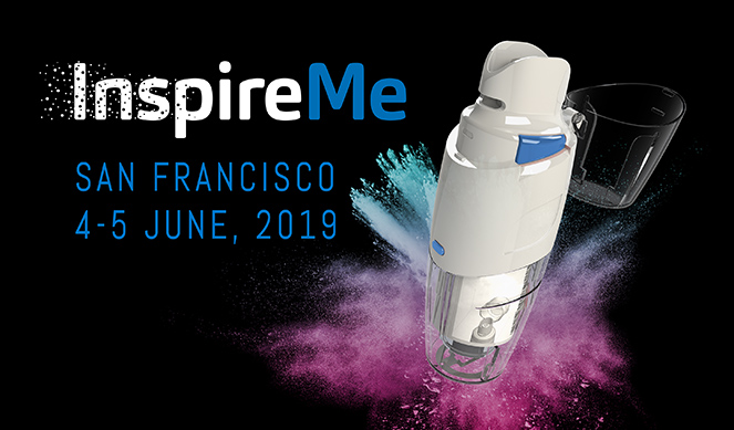 , Join us at InspireMe in San Francisco, June 4-5, 2019.
